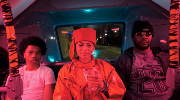 In Media Res: Detroit Artists in Motion