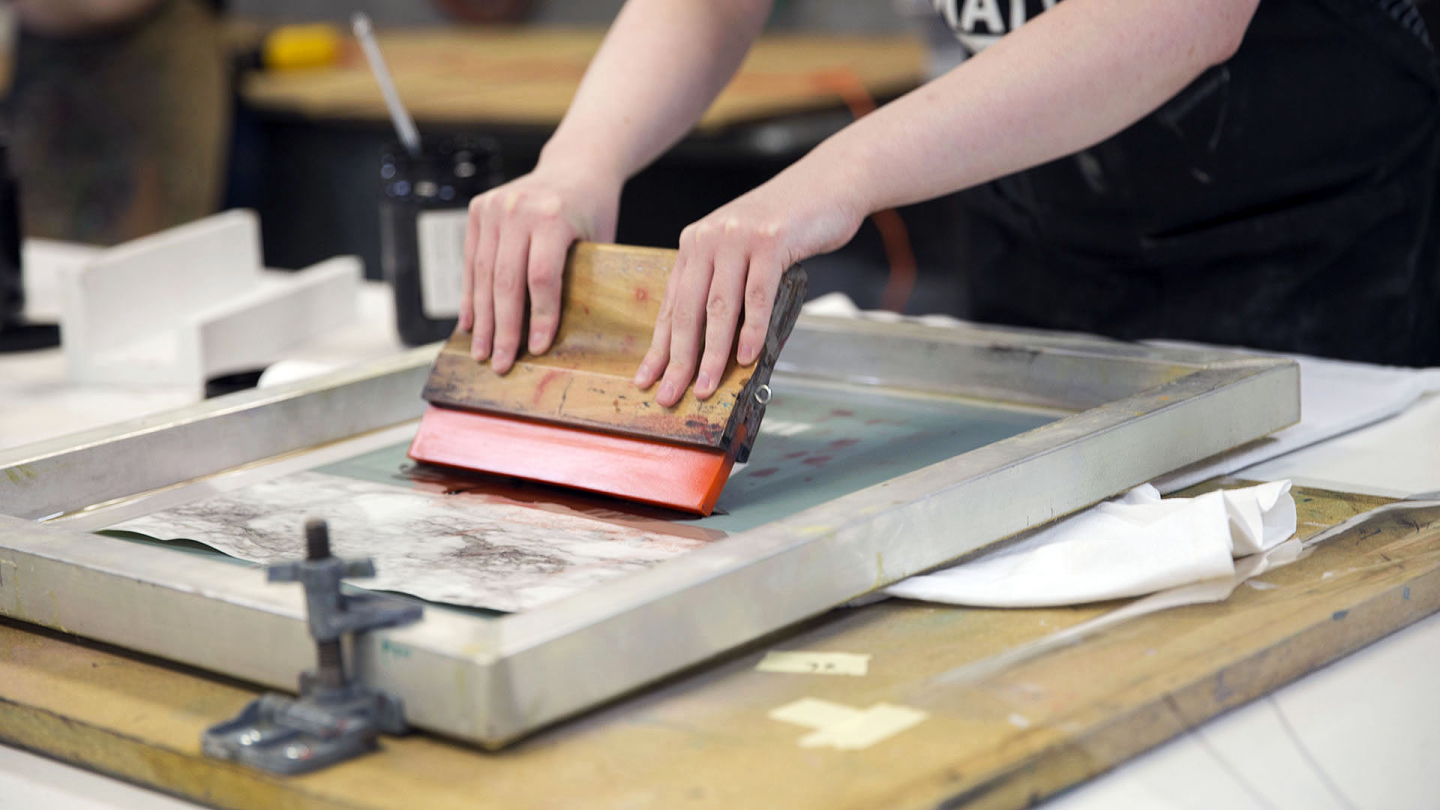 Printmaking: Exhibitions and Artists at Work