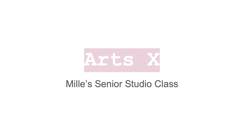 ArtsX Senior Studio Class - Paint