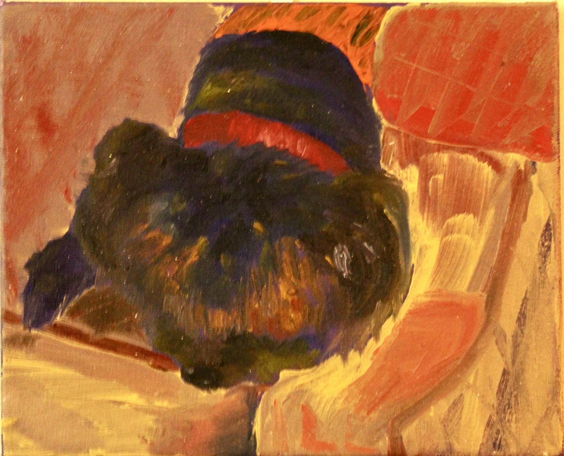 Hannah Thomasson, Dog 5
