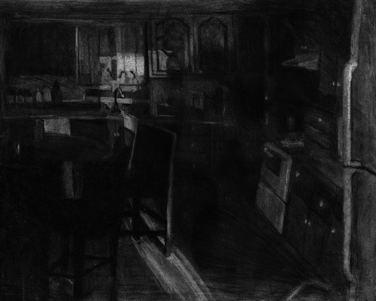 James Foreman, Erased Night