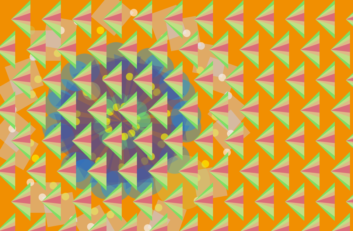 Ajiana Napier, Complex Pattern