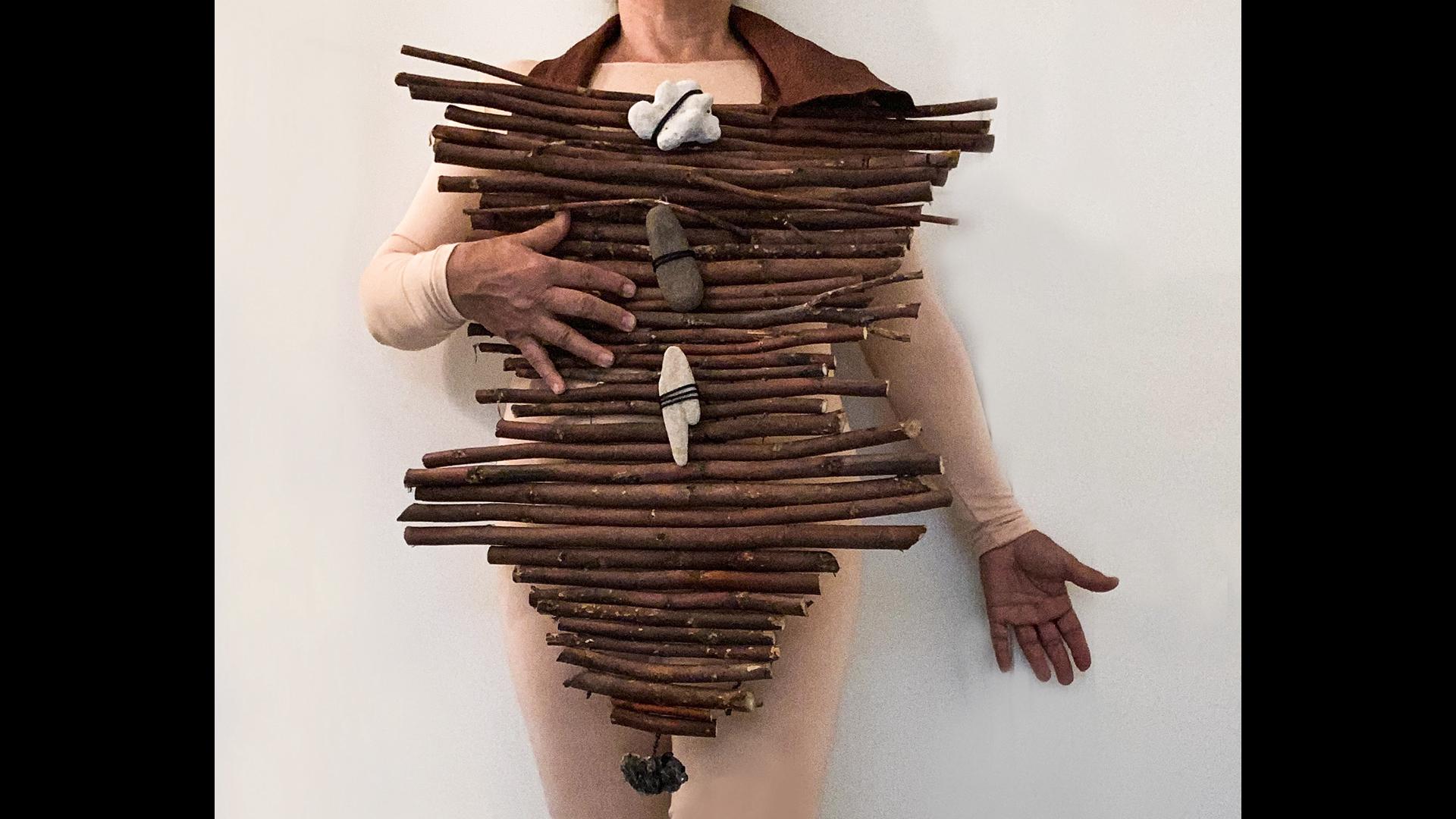 Sally Rumman, Talisman Neckpiece