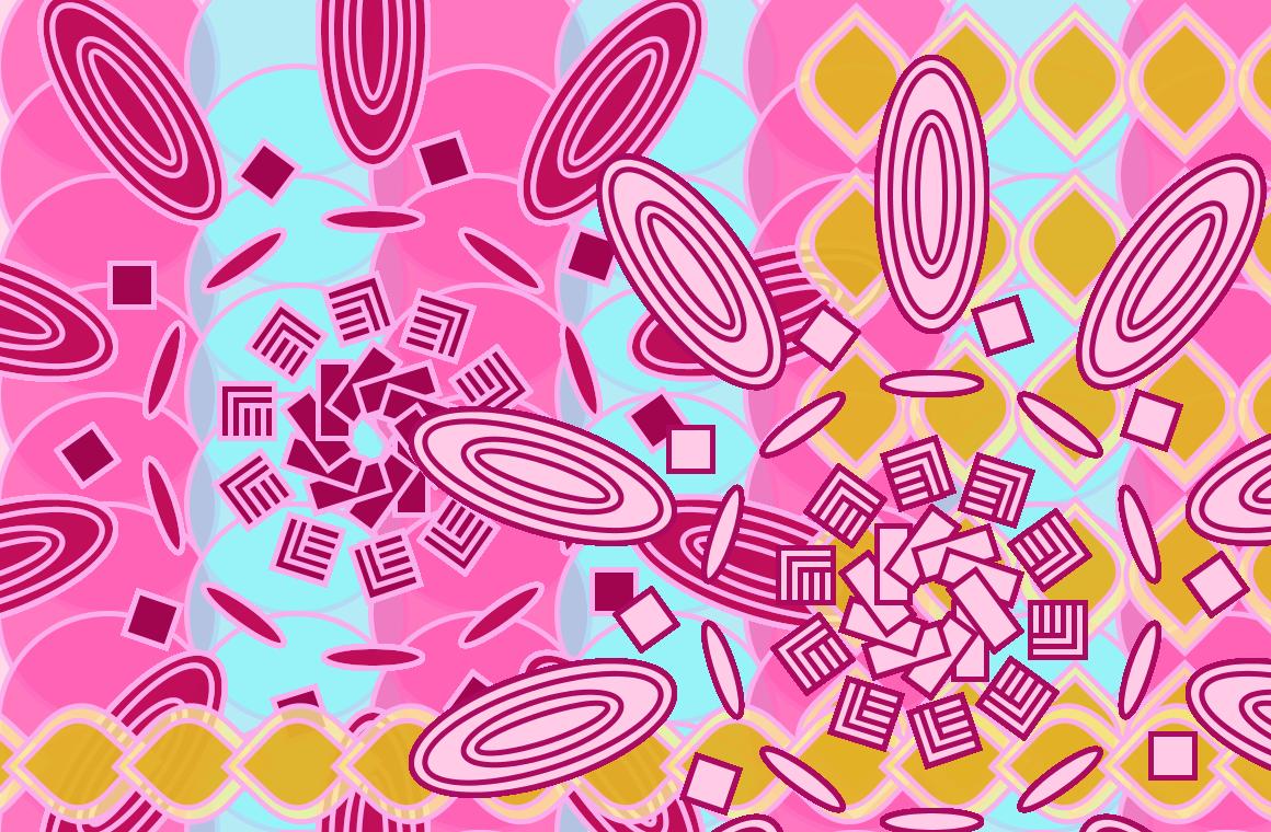 Kira Whitelow, Complex Pattern