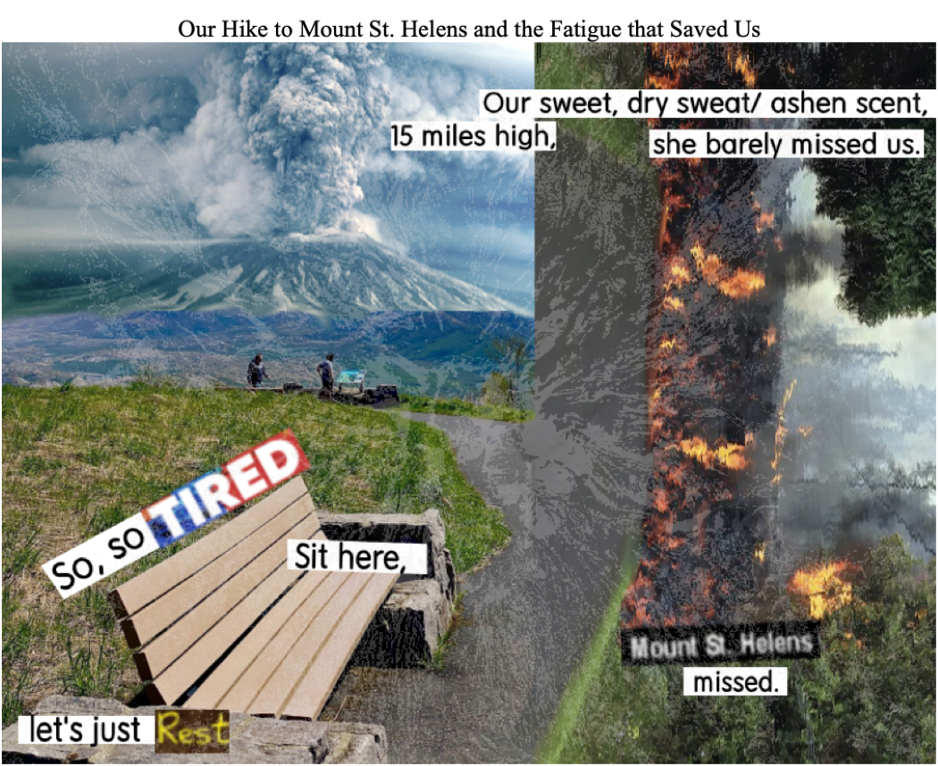 Ian Kenny, Our Hike to Mount St. Helens and the Fatigue that Saved us