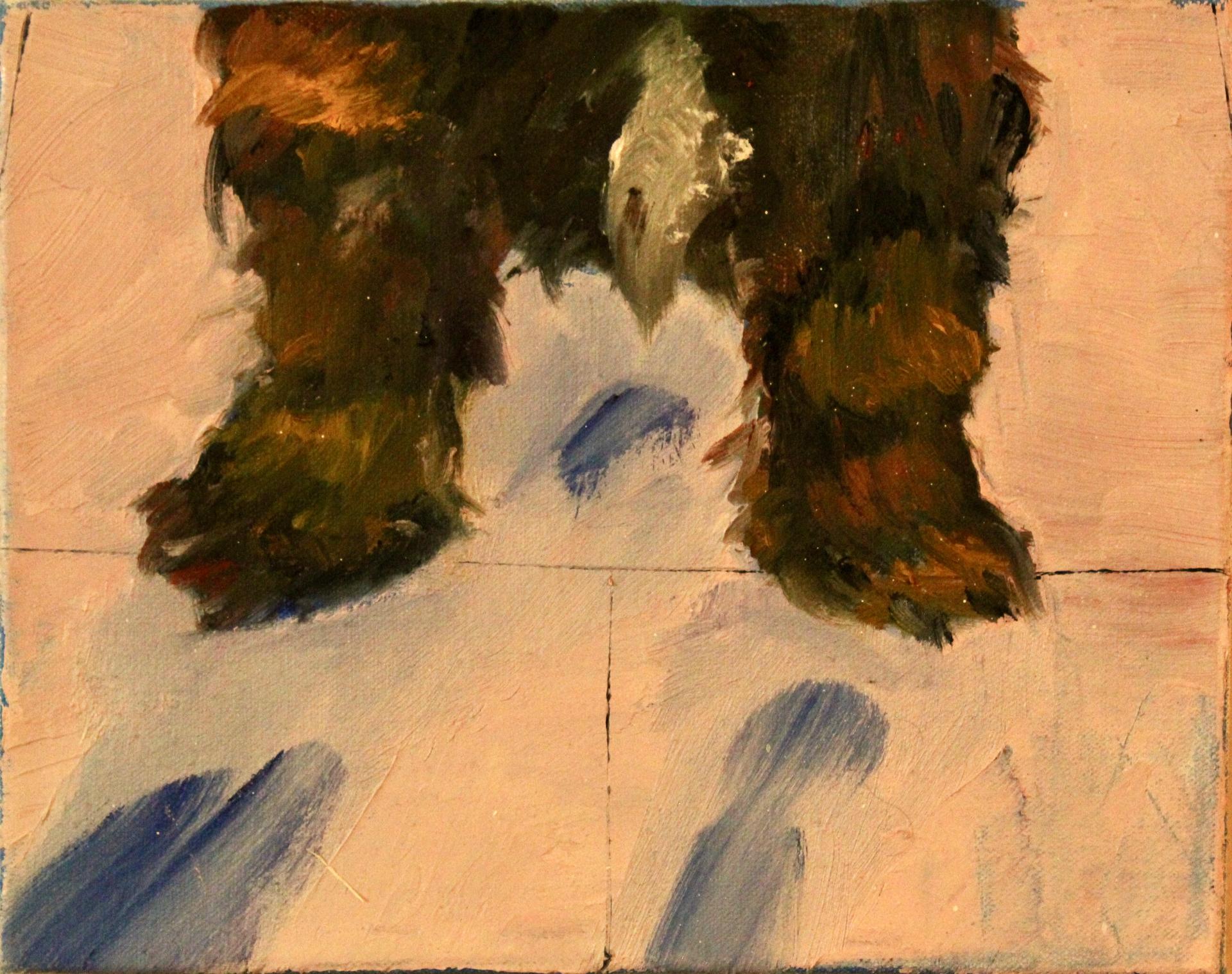 Hannah Thomasson, Dog 4