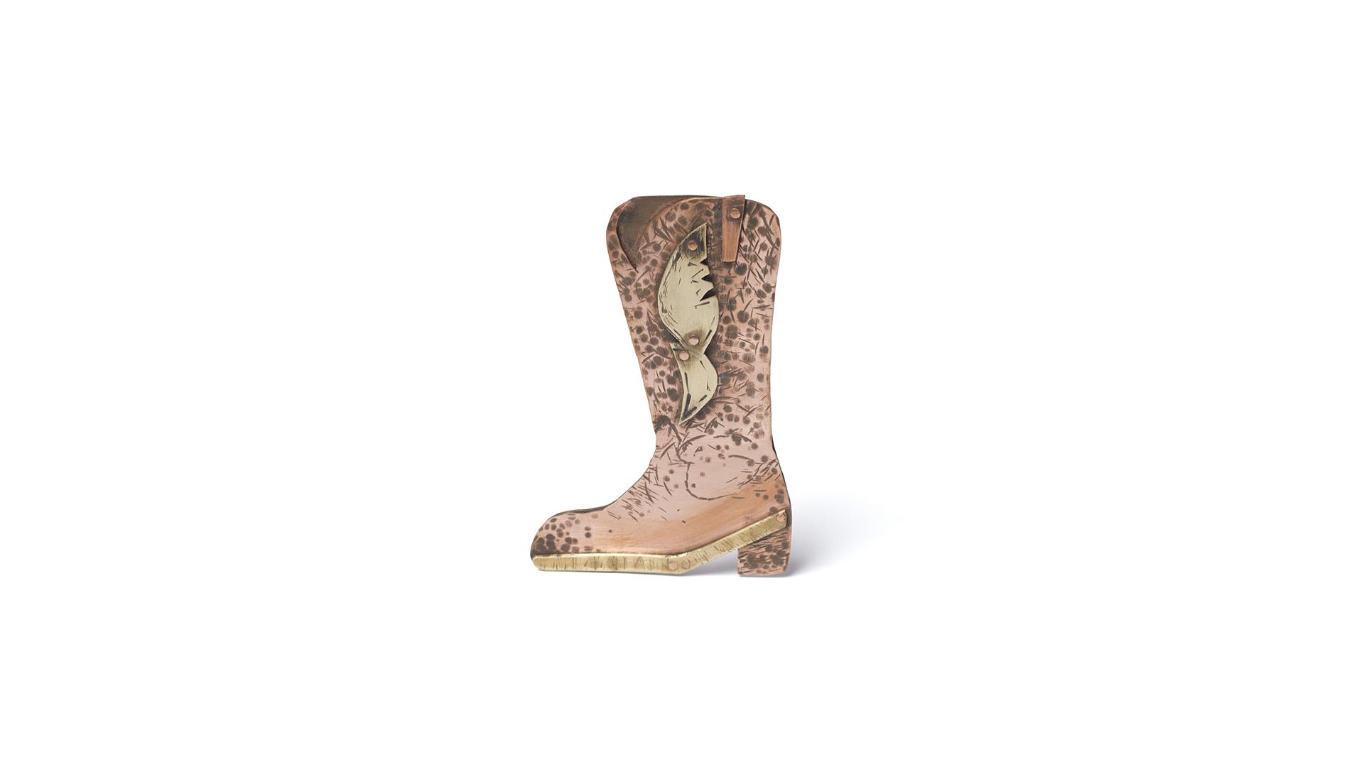 Camden Courtney, Grandpa's Boot