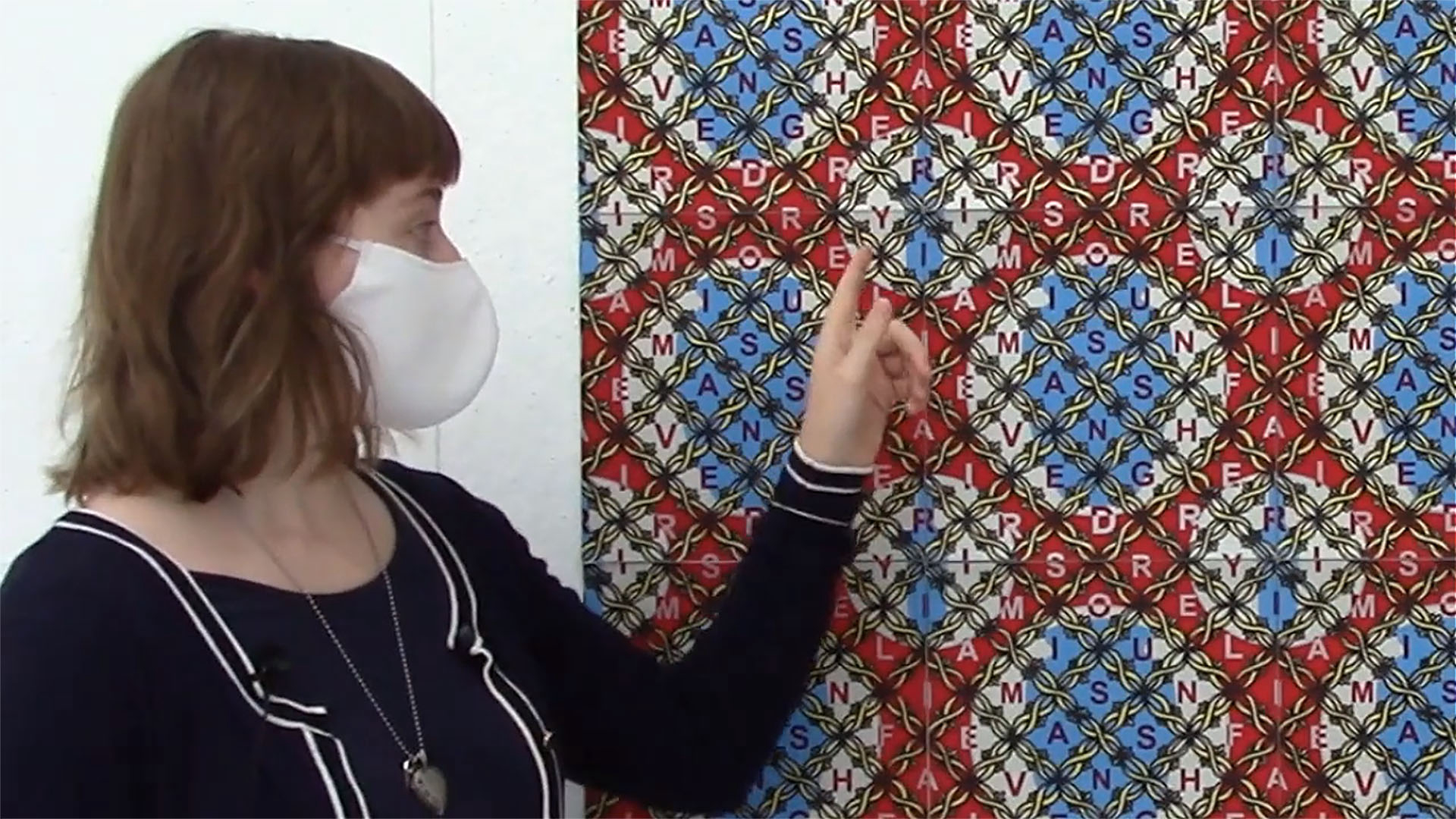 Allison Howard, The meaning behind her Wallpaper project