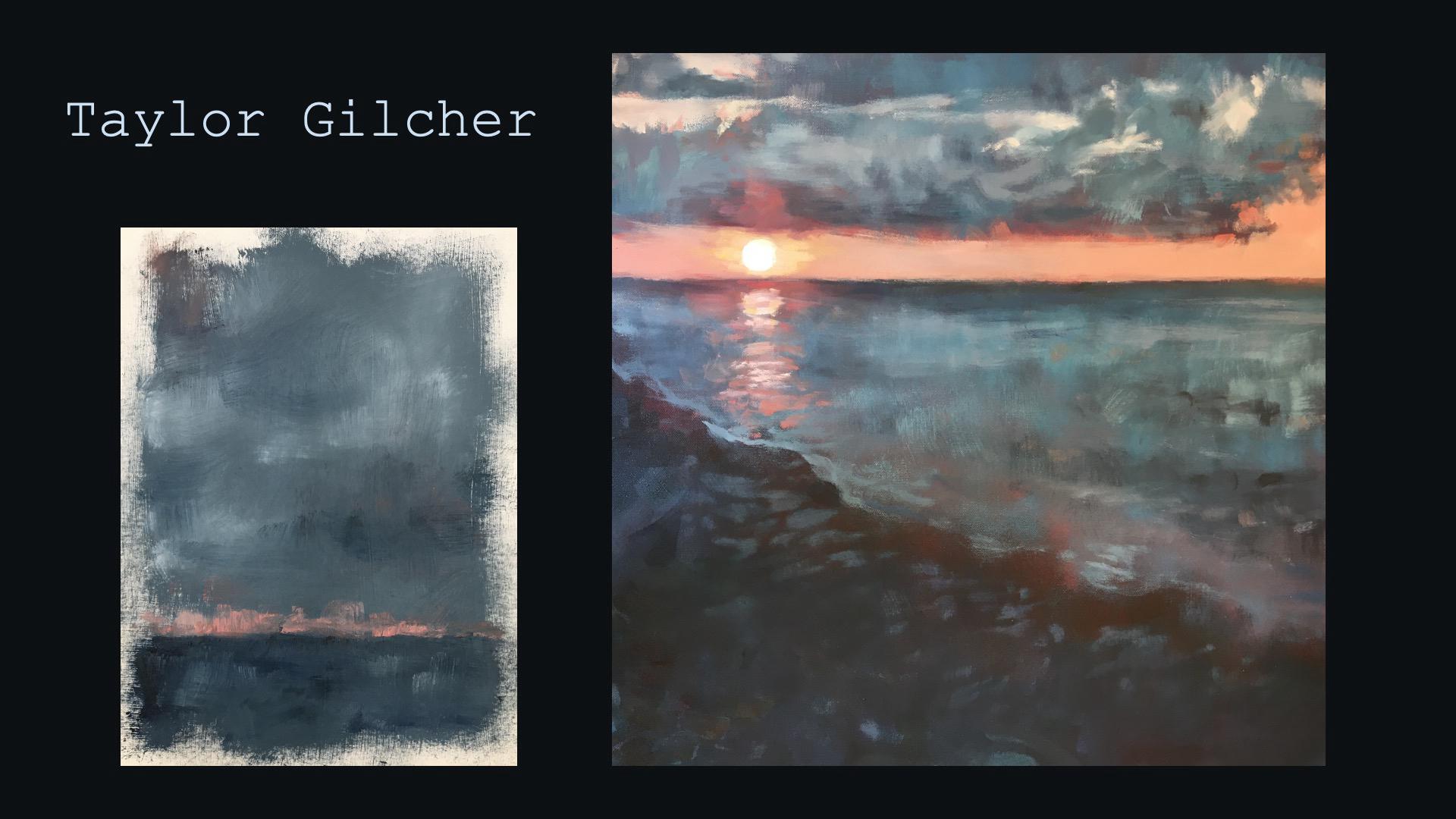 Taylor Gilcher, Landscape