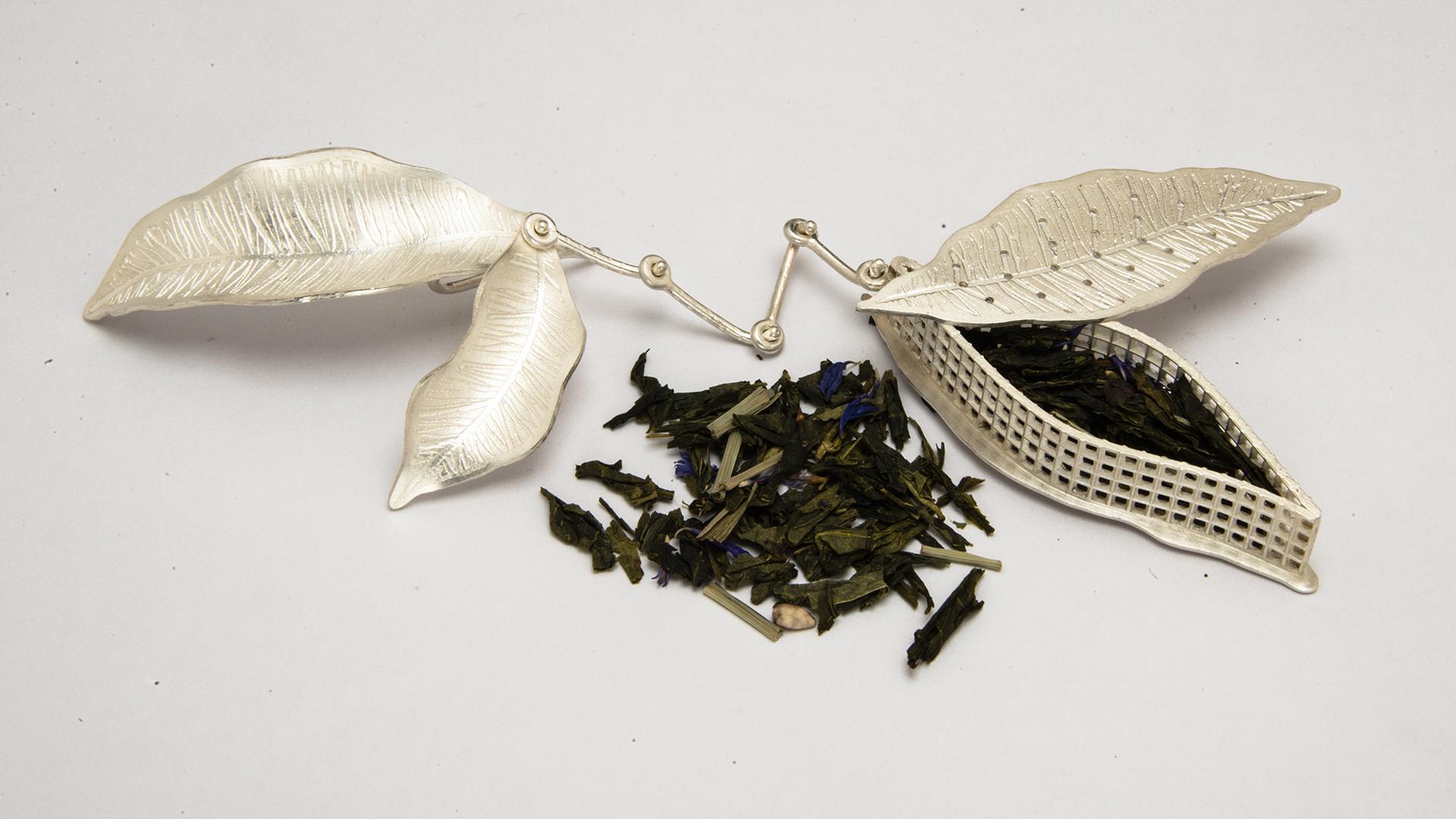 Cessna Manalili, Simplici-tea Tea Infuser