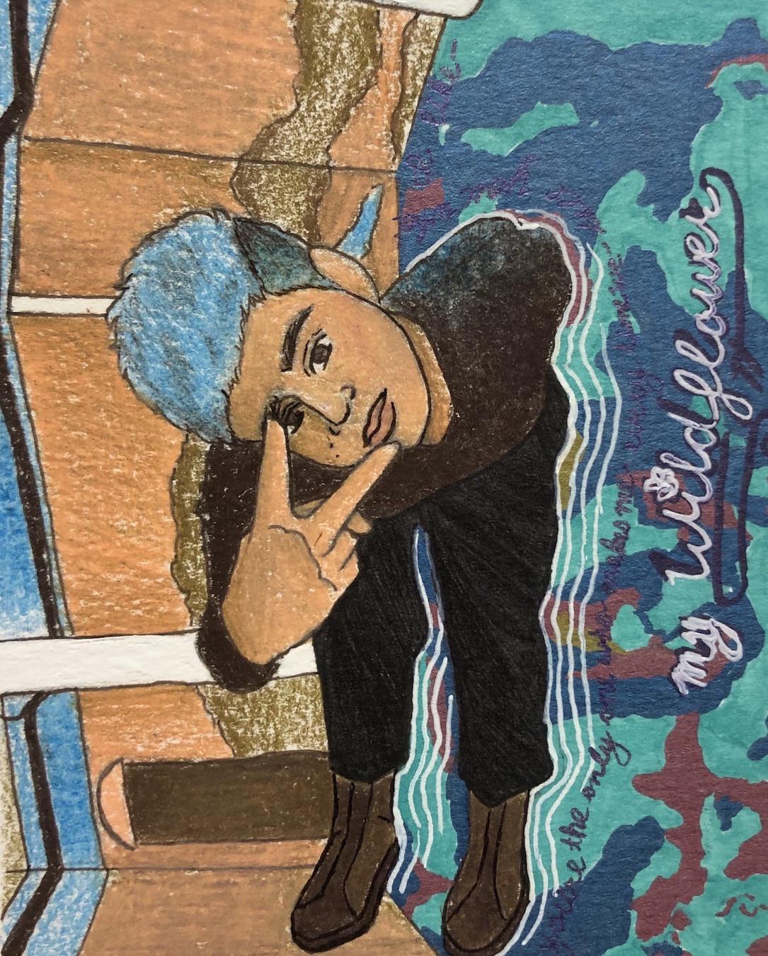Elizabeth Karmick, Draw From/Draw On/Draw With