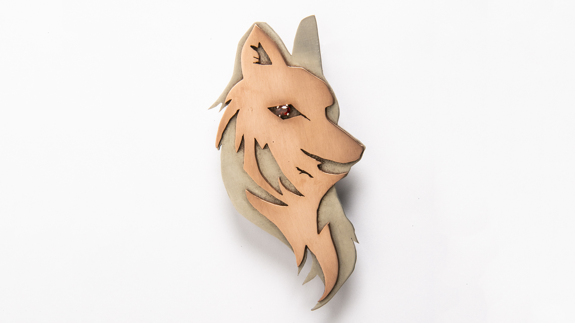 Jon Taylor, Fox Brooch