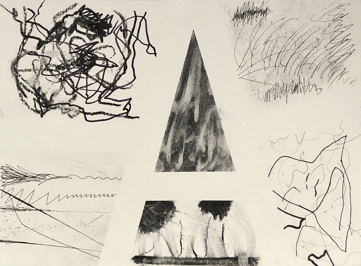 Micah Smith, Marks Vocabulary Drawings