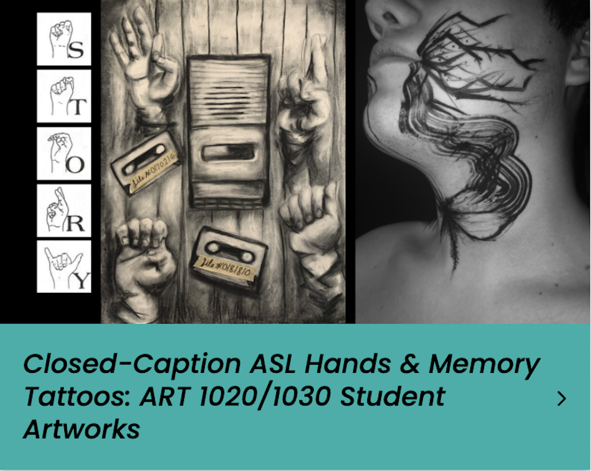 Various, ALS Hands and Memory Tattoo