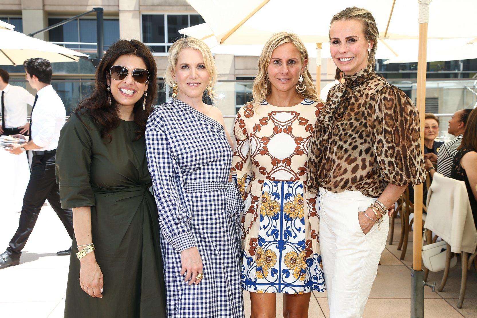 Natasha Baradaran, Shari Glazer, Stacy Cramer and Natasha Croxall