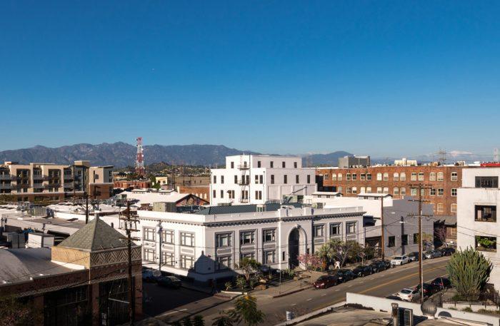 Hauser & Wirth Los Angeles.