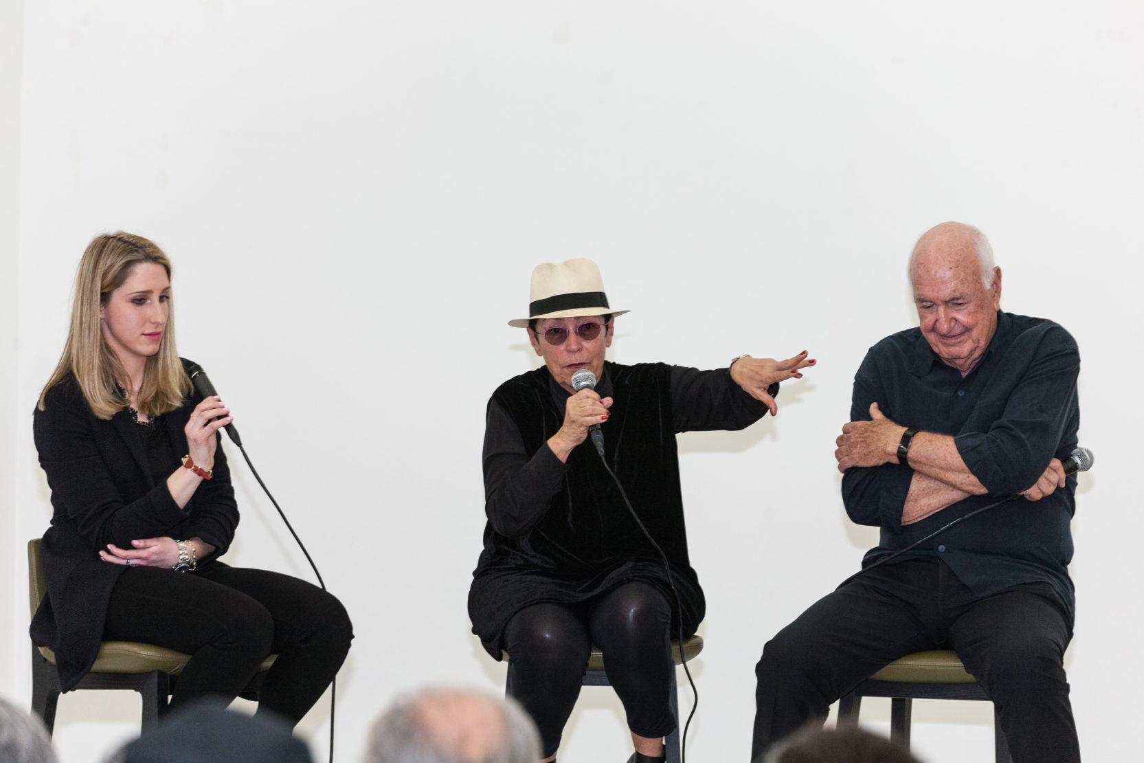 Allison Zuckerman, Mera and Don Rubell