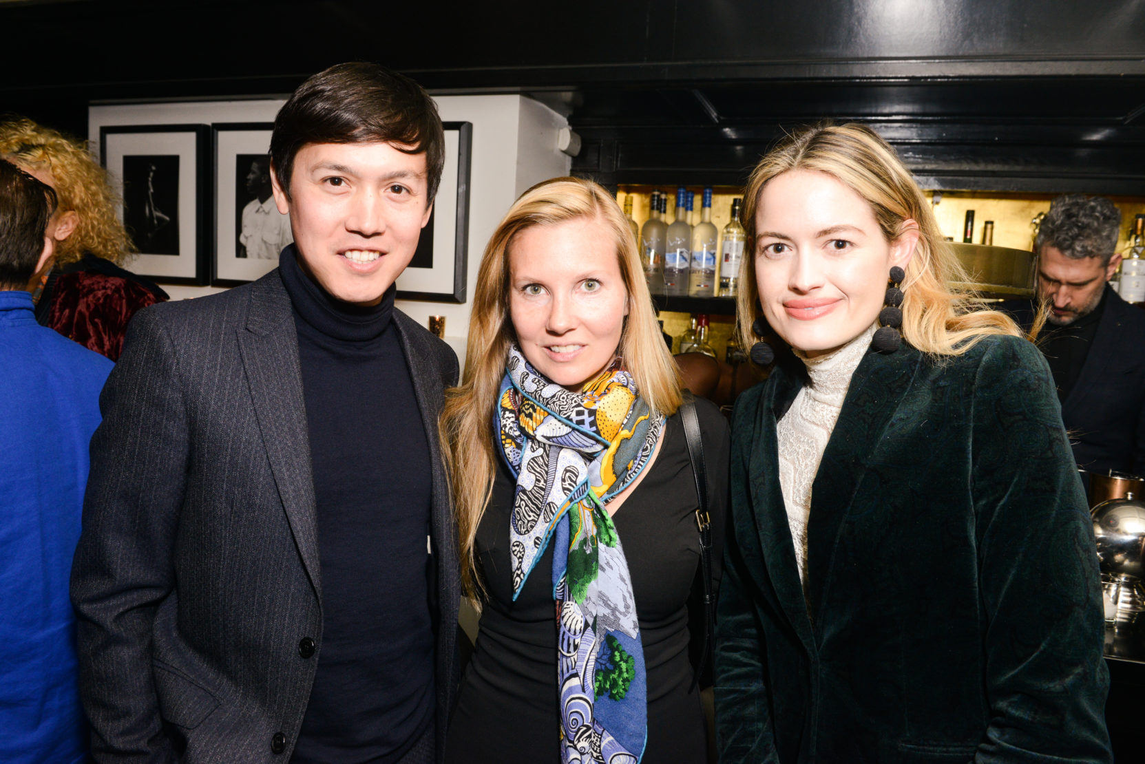 Andrew Heid, Mieke ten Have and Sarah Bray
