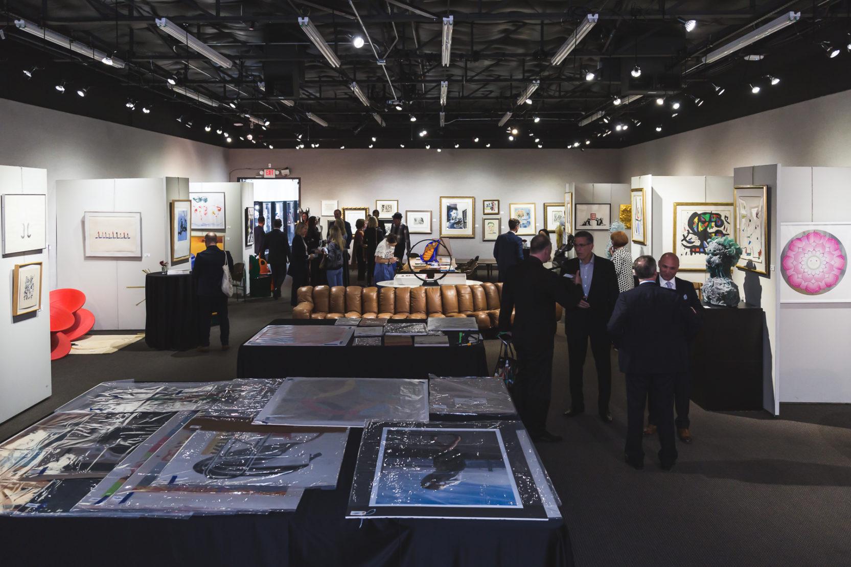 Cultured x Heritage Auctions Celebrate Dallas Art Fair   Cultured