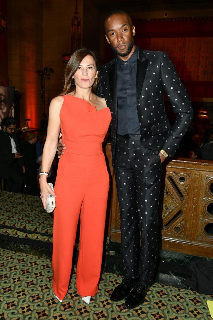 Sarah Harrelson and Jaé Joseph