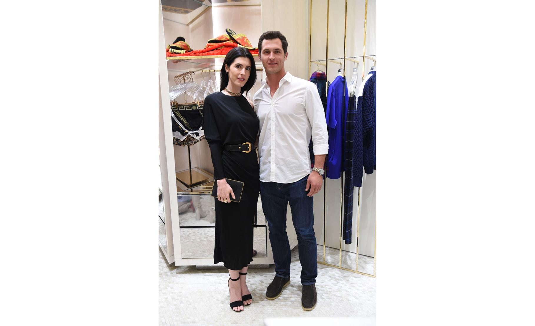 Danielle and Ramon Corona