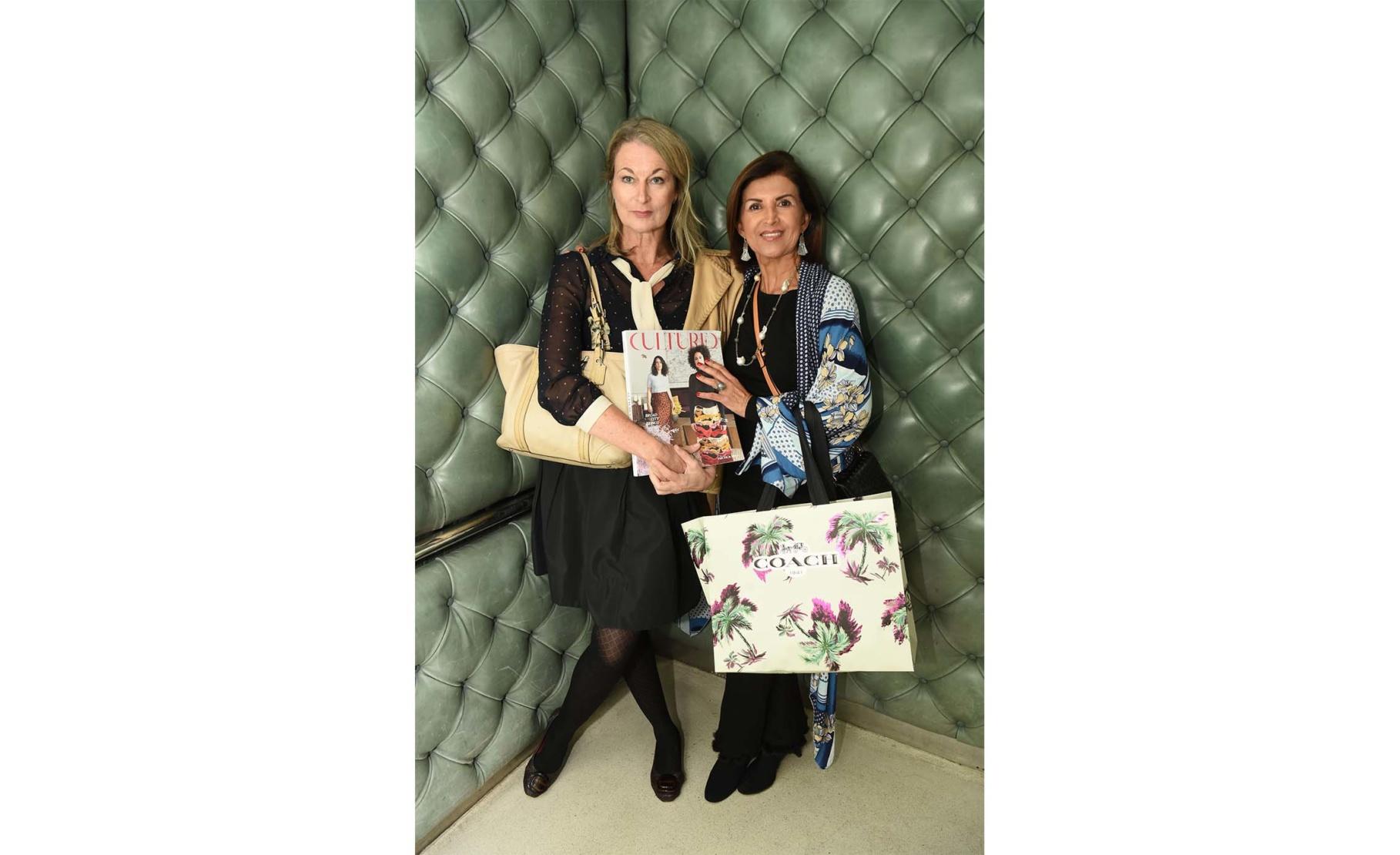Johanna Sherry and Ana Rosa Phillips
