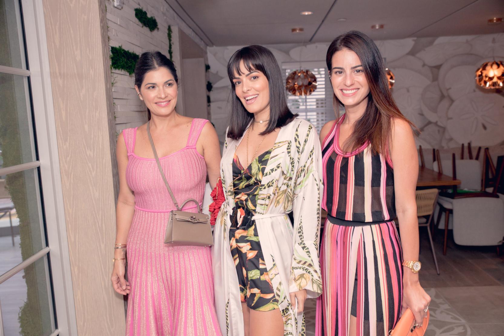 Guests and Mariah Bernades