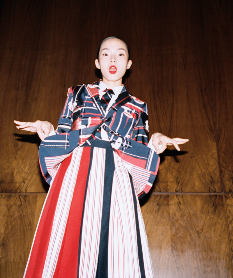 Thom Browne Pushes American Fashion Back Into The Spotlight