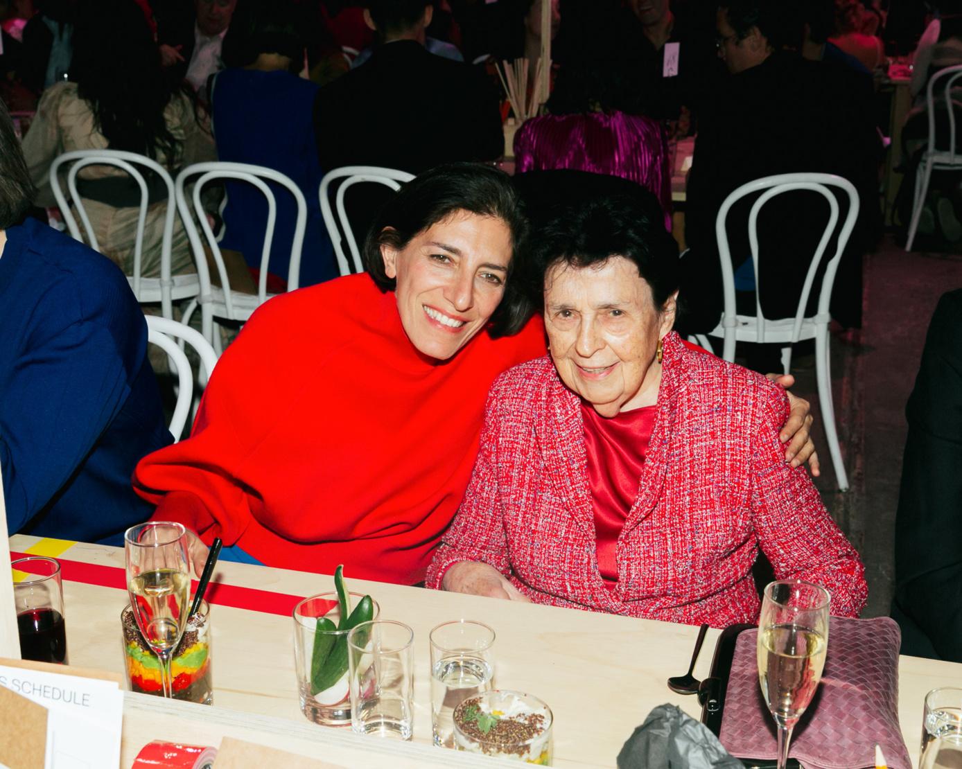 Nairy Baghramian and Marian Goodman