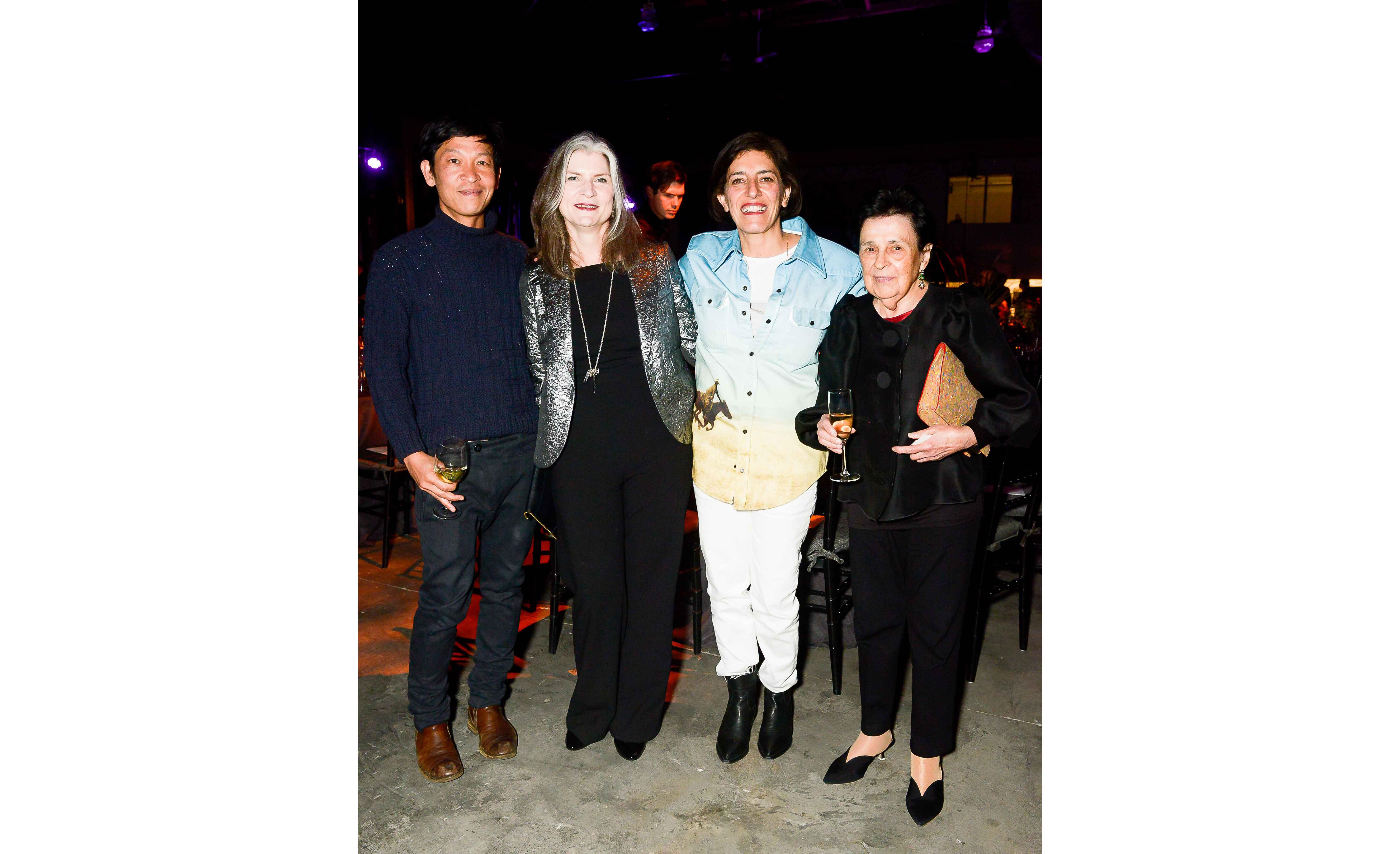 Danh Vo, Mary Ceruti, Nairy Baghramian and Marian Goodman