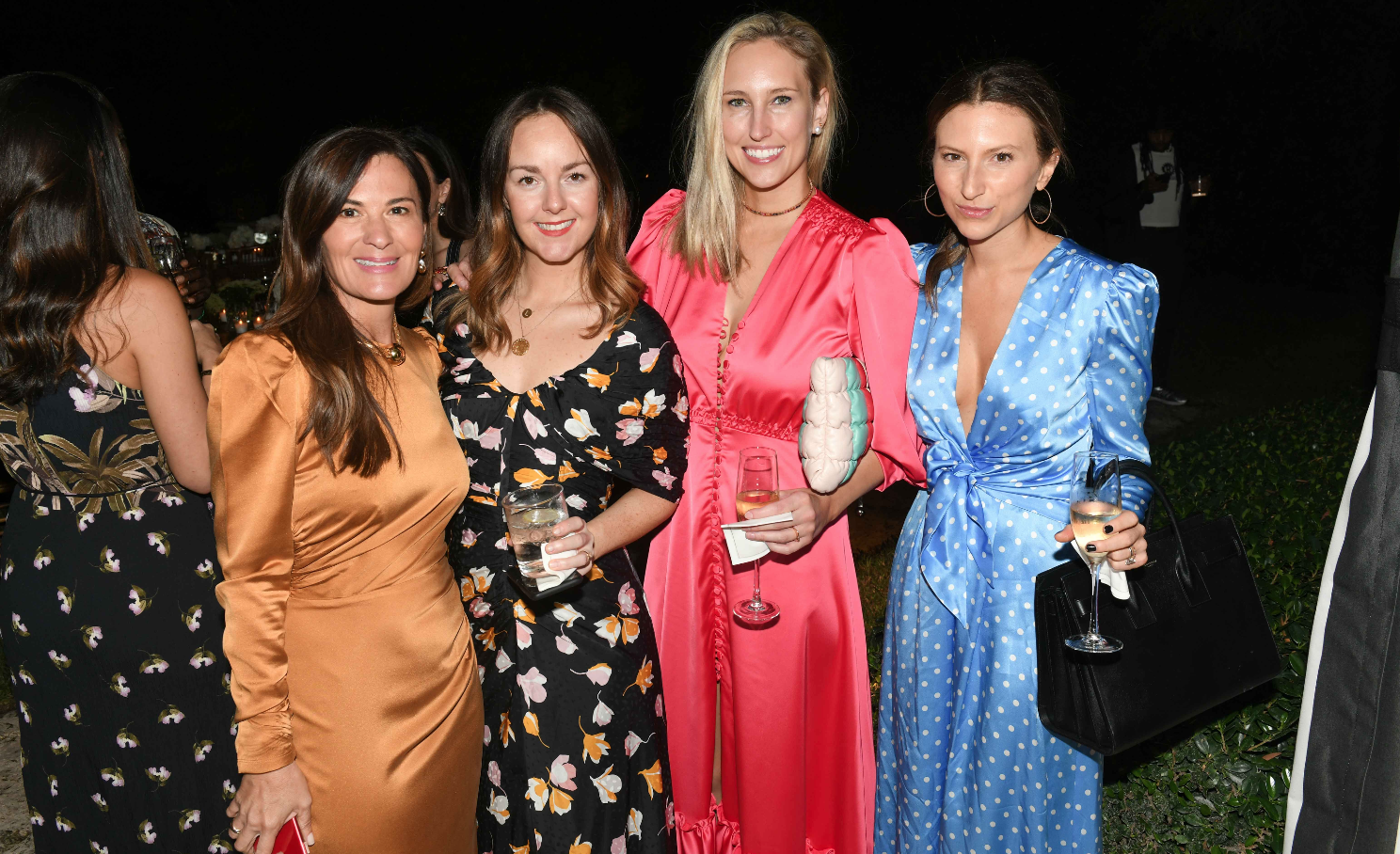 Sarah Harrelson, Sarah Claodney, Lauren Anderson and Lindsey Collins