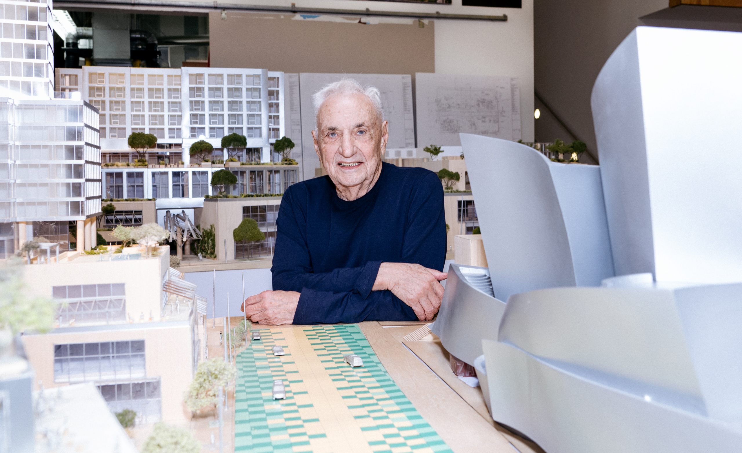Building Futures Architect Frank Gehry Cultured Magazine