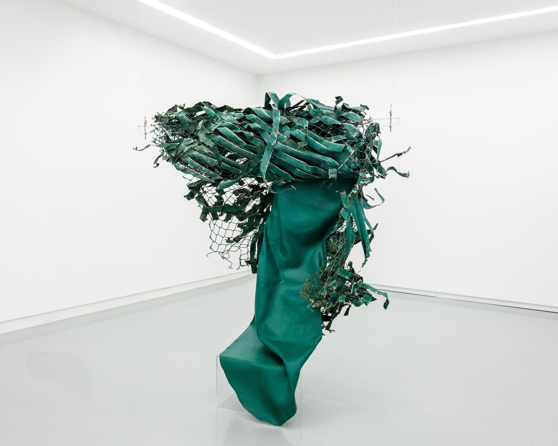 A sculpture by Kennedy Yanko
