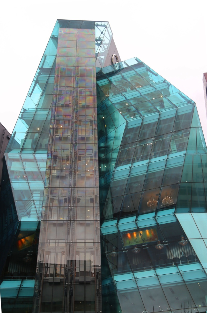 retail architecture tokyo