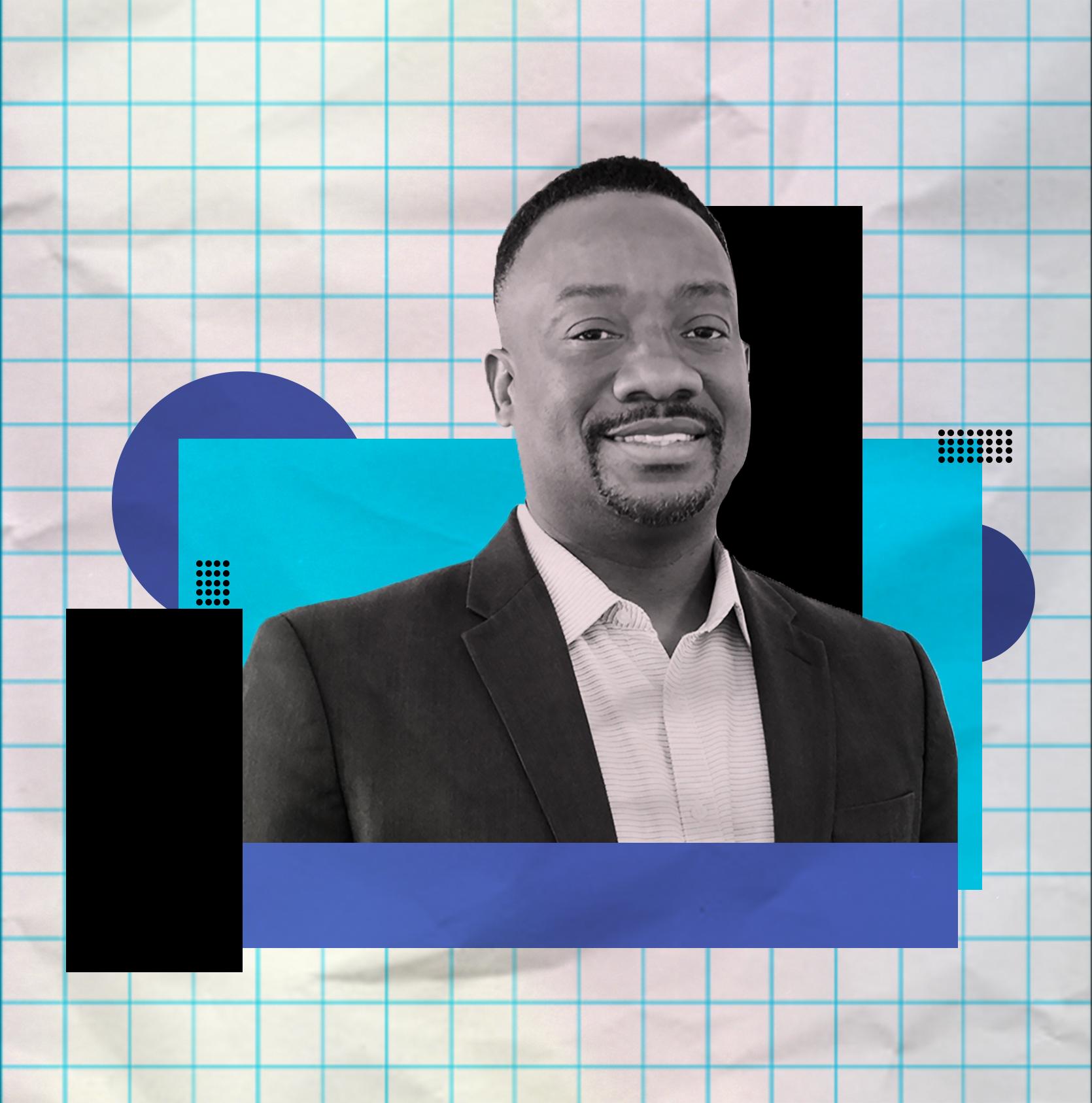 man black in architecture