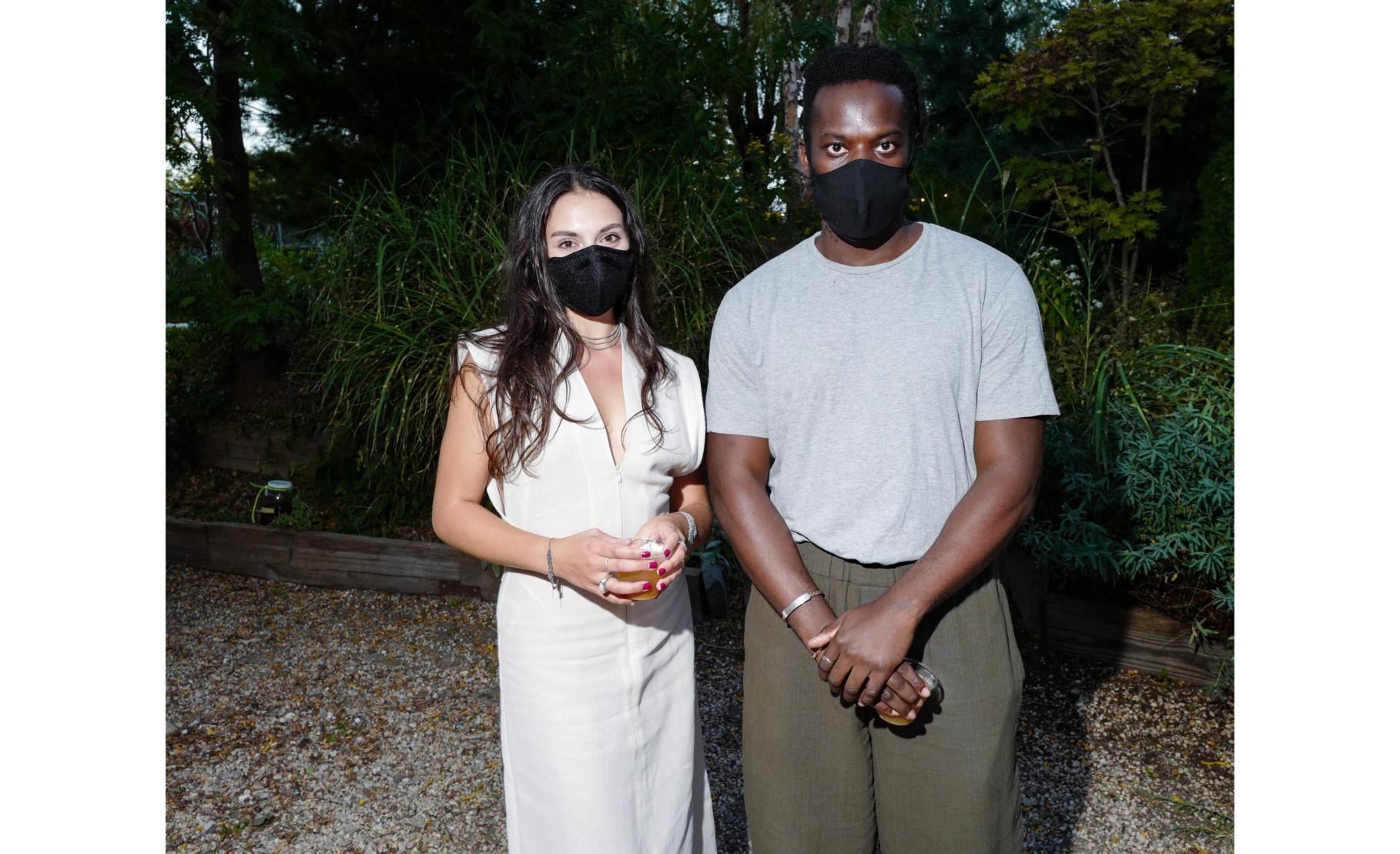 Hannah Gottlieb-Graham and Tunji Adeniyi-Jones