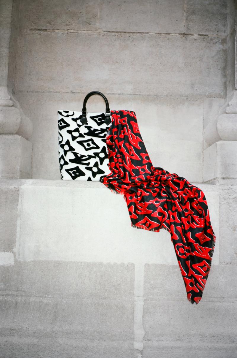 Urs Fischer Defaces the Iconic Louis Vuitton Logo | Cultured Magazine