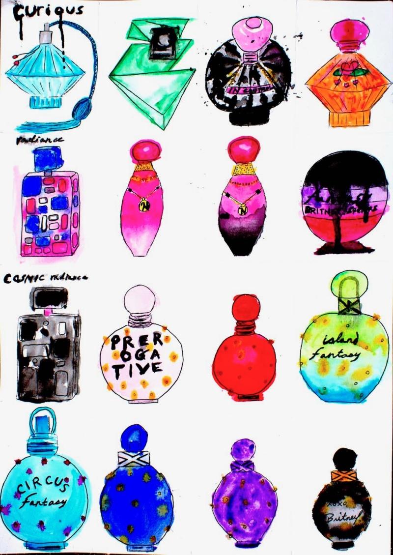 Phoebe Berglund Perfumes 2020