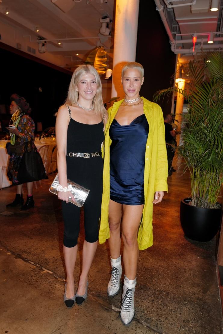 Sarah Hoover and Kennedy Yanko. Photography by David X. Prutting/BFA.com.