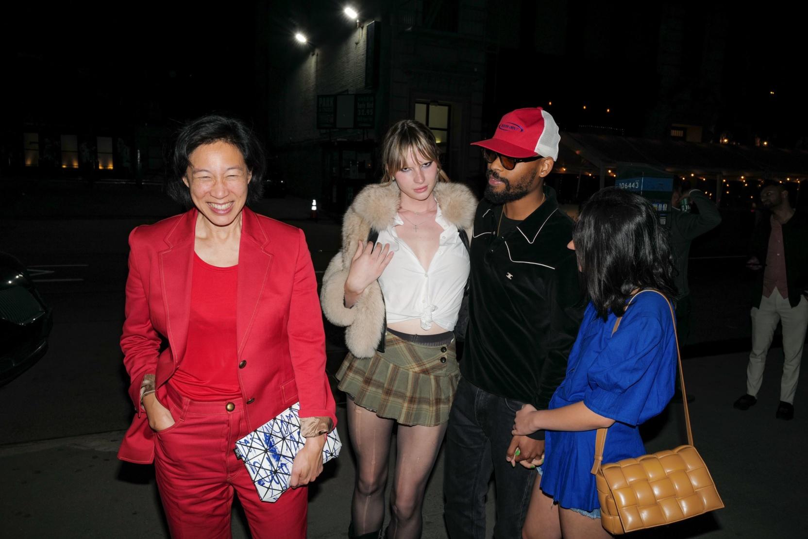 Karen Wong, Marcus Jahmal and Alexandra Rashuan. Photography by David X. Prutting/BFA.com.