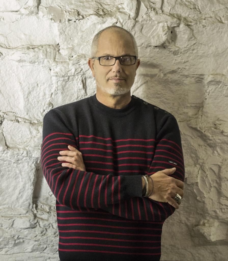 Michael Boyd. Portrait by Michael Peck.