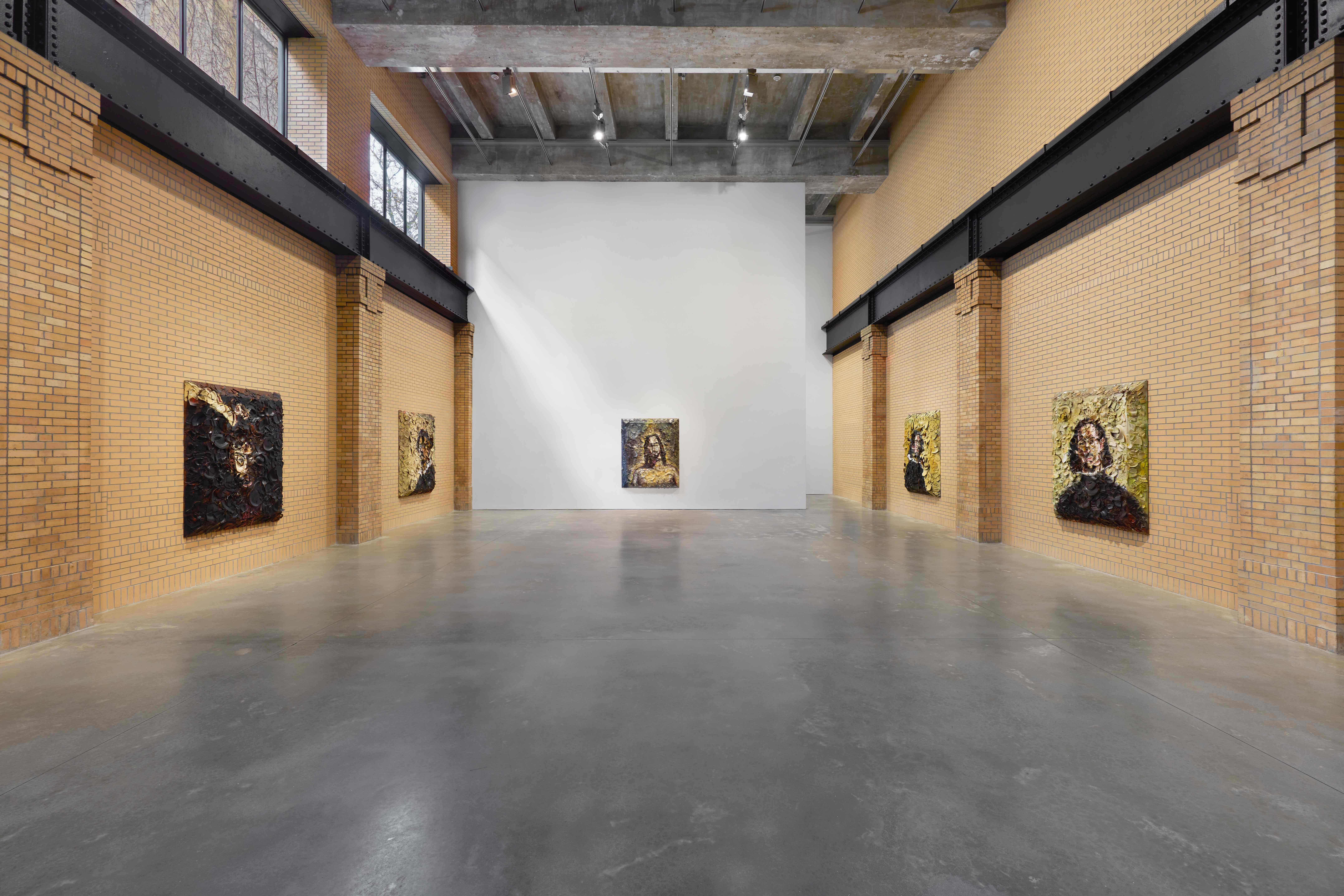 Installation view. Photography by Tom Powel Imaging.