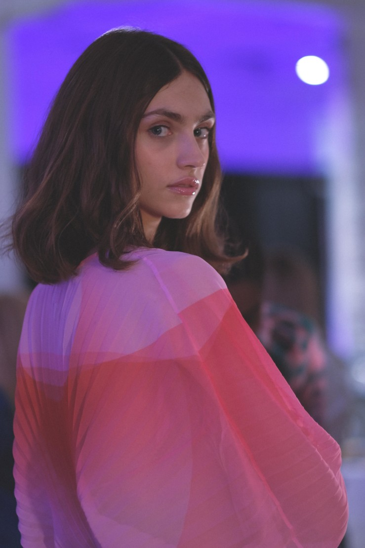Brandon Maxwell SS 22. Photography by Mich Cardin.