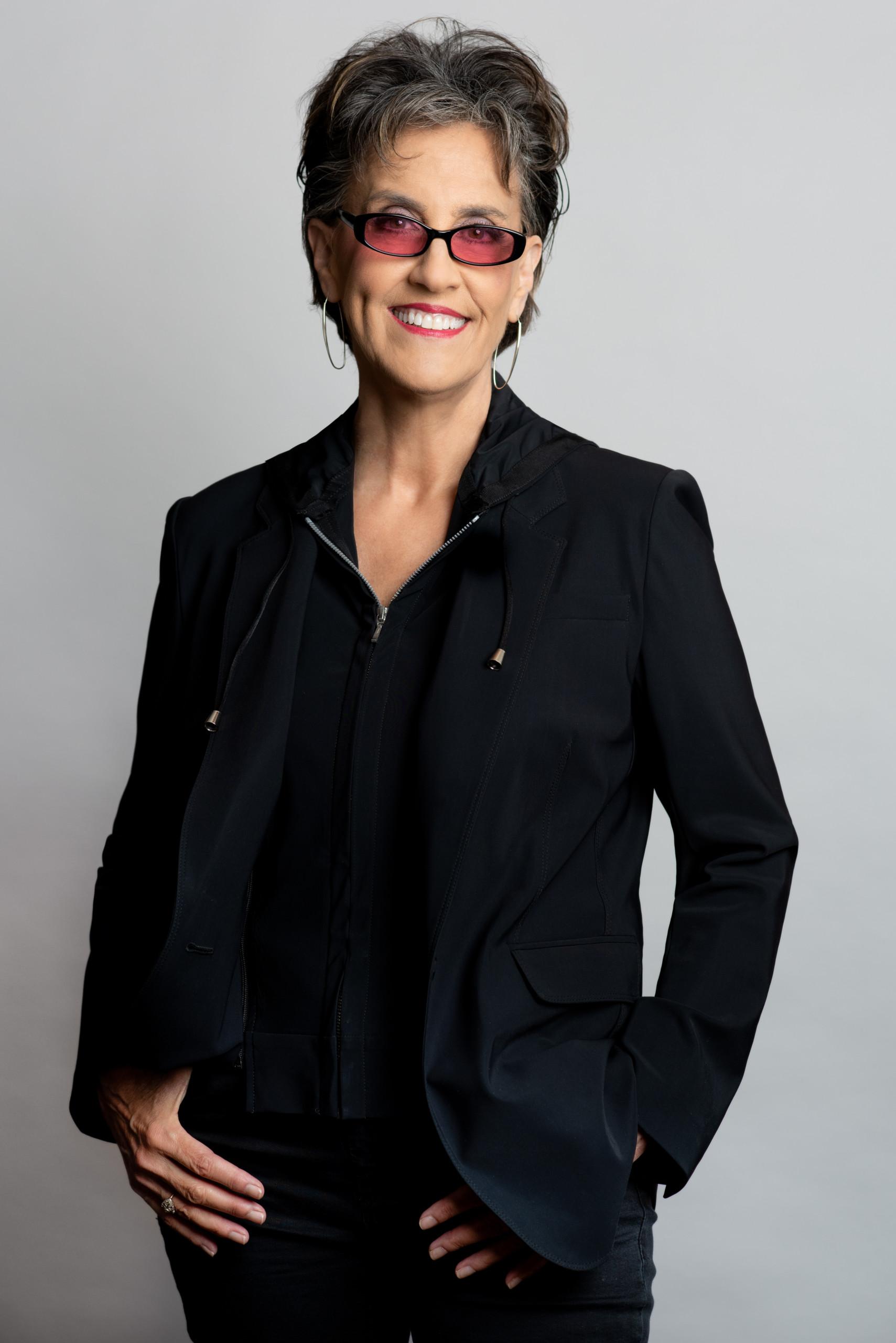 Martha Schwartz standing woman