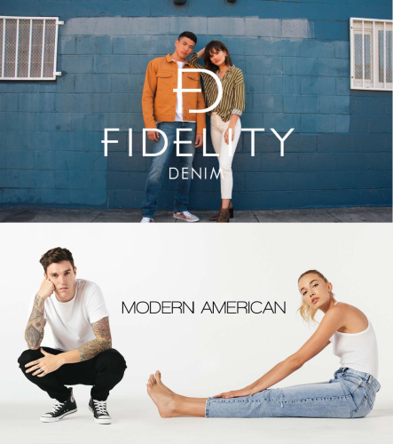 Fidelity Denim   Modern American