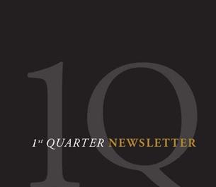 1Q Newsletter - 2020