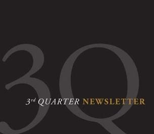 3Q Newsletter - 2019