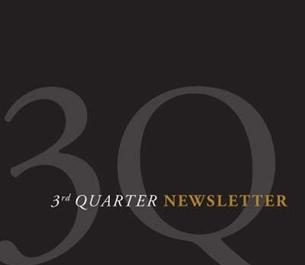 3Q Newsletter - 2018
