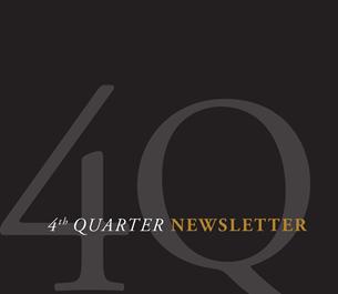 4Q Newsletter - 2019