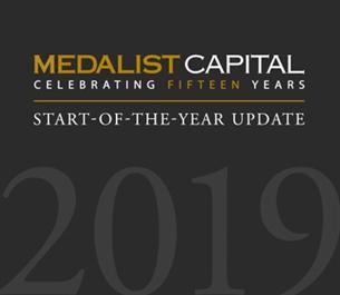 2019 Start-of-the-Year Update